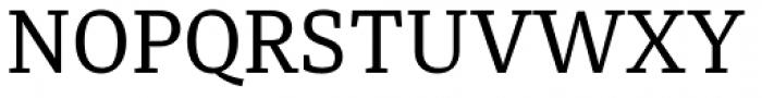 Diaria Pro Regular Font UPPERCASE