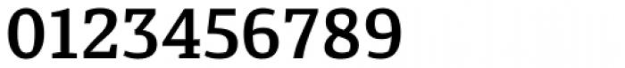 Diaria Pro Semi Bold Font OTHER CHARS