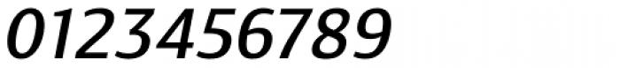 Diaria Sans Pro Medium Italic Font OTHER CHARS