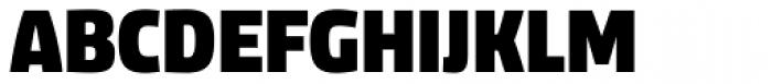 Dic Sans Black Font UPPERCASE