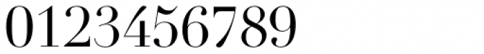 Didot LT Pro Roman Font OTHER CHARS