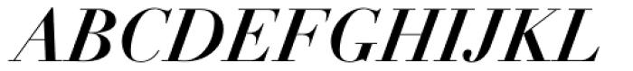 Didot LT Std Bold Italic Font