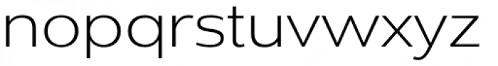 Dienstag Light Font LOWERCASE