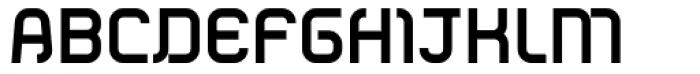 Dieppe Regular Font UPPERCASE