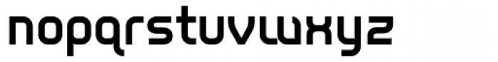 Dieppe Regular Font LOWERCASE