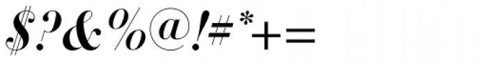 DietDidot Bold Italic Font OTHER CHARS