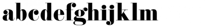 DietDidot Extra Font LOWERCASE