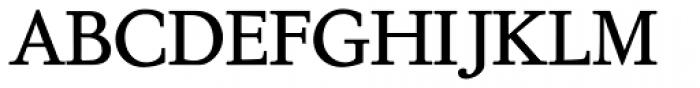 Diethelm ARA Font UPPERCASE