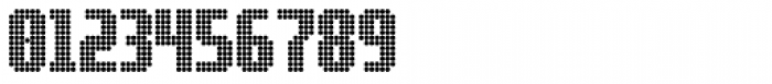 Digital Disco AOE Shortcaps Font OTHER CHARS