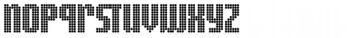 Digital Disco AOE Font LOWERCASE