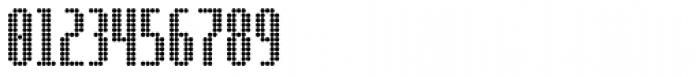 Digital Disco Slim AOE Shortcaps Font OTHER CHARS