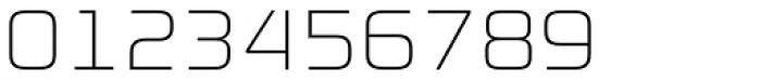 Digital Sans Now ML UltraLight Font OTHER CHARS