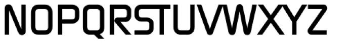 Digital Serial Bold Font UPPERCASE