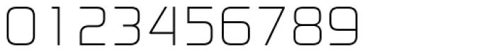 Digital TS Light Font OTHER CHARS