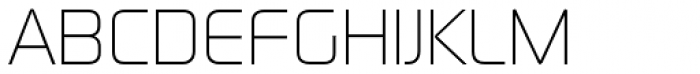 Digital TS Light Font UPPERCASE