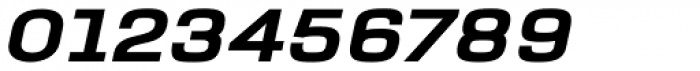 Dignus Expanded ExtraBlack Italic Font OTHER CHARS