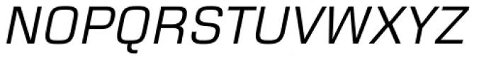 Dignus Italic Font UPPERCASE