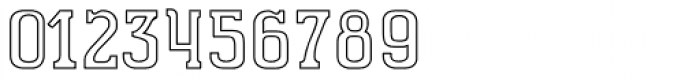 Dimitri Outline Font OTHER CHARS