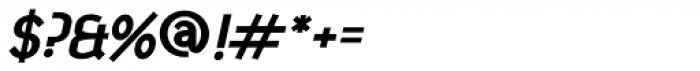 Dimitrina Bold Italic Font OTHER CHARS