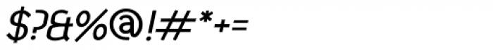 Dimitrina Italic Font OTHER CHARS