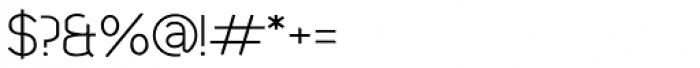 Dimitrina Thin Font OTHER CHARS