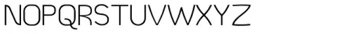 Dimitrina Thin Font UPPERCASE