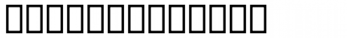 Dingbats 2 UI Font LOWERCASE