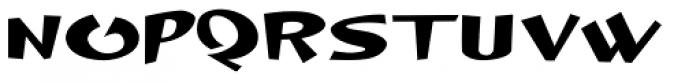 Dingle Hopper Font UPPERCASE