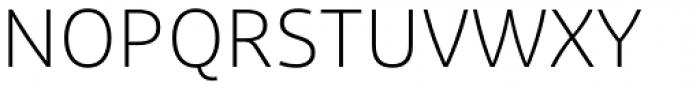 Diodrum Light Font UPPERCASE