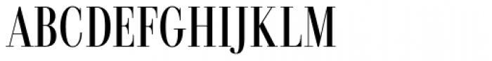 Dionisio Medium Condensed Font UPPERCASE