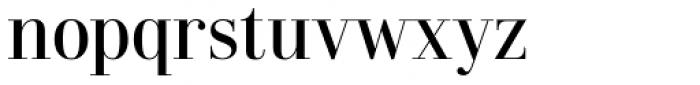 Dionisio Regular Font LOWERCASE