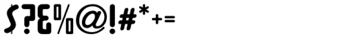 Dip Pen Deco JNL Regular Font OTHER CHARS