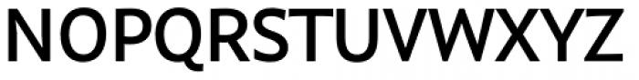Direct Regular Font UPPERCASE