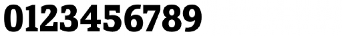 Directa Serif Bold Font OTHER CHARS
