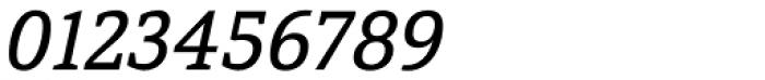 Directa Serif Italic Font OTHER CHARS