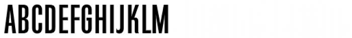 Directors Gothic 210 Medium Font UPPERCASE
