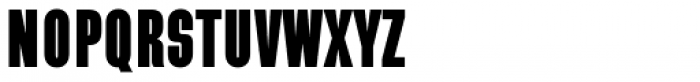 Directors Gothic 210 Ultra Font UPPERCASE