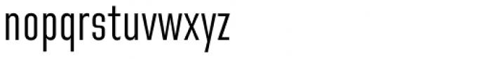 Directors Gothic 220 Regular Font LOWERCASE