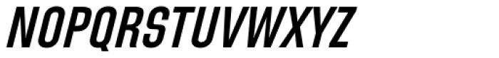 Directors Gothic 230 SemiBold Obl Font UPPERCASE