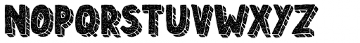Dirty Cartoon Font LOWERCASE