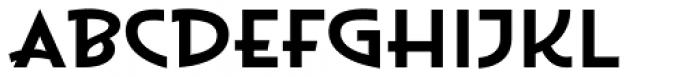 Disalina Bold Font LOWERCASE