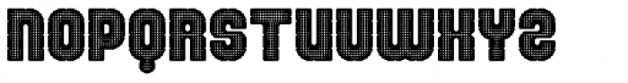 Disco Salvation Font UPPERCASE