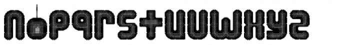 Disco Salvation Font LOWERCASE