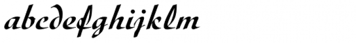 Diskus LT Std Bold Font LOWERCASE