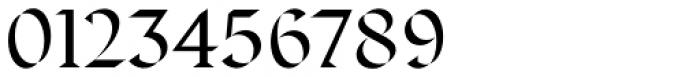 Displace Serif Medium Font OTHER CHARS