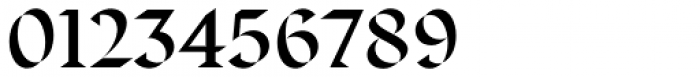 Displace Serif Semi Bold Font OTHER CHARS