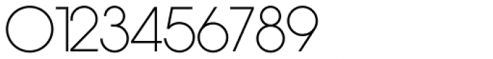 Display Digits Eight Font OTHER CHARS