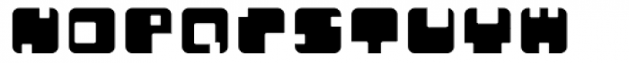 Disquete Font UPPERCASE