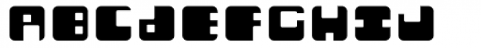 Disquete Font LOWERCASE
