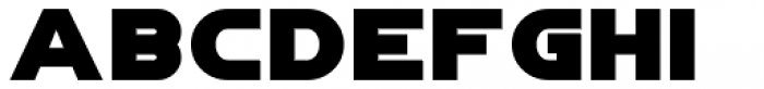 Distance Rider Bold Font LOWERCASE